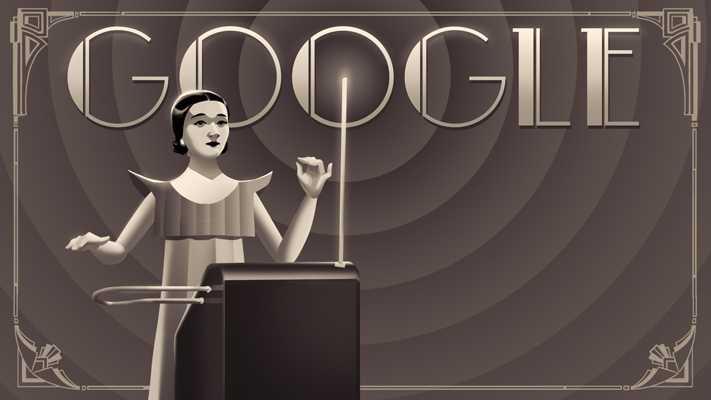 Theremin de Clara Rockwell (Rockmore)