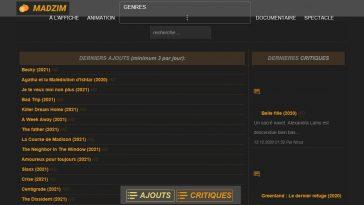 Madzim : Tous les films, documentaires et animations En Streaming Gratuit