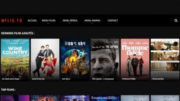 Mflix : Tous les films, séries et animes En Streaming Gratuit