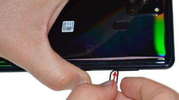 Comment enlever le VoLTE sur Samsung a21s ?