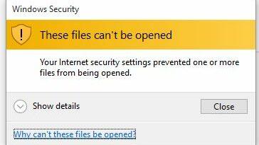 Comment ouvrir un fichier EXE sur mobile ?