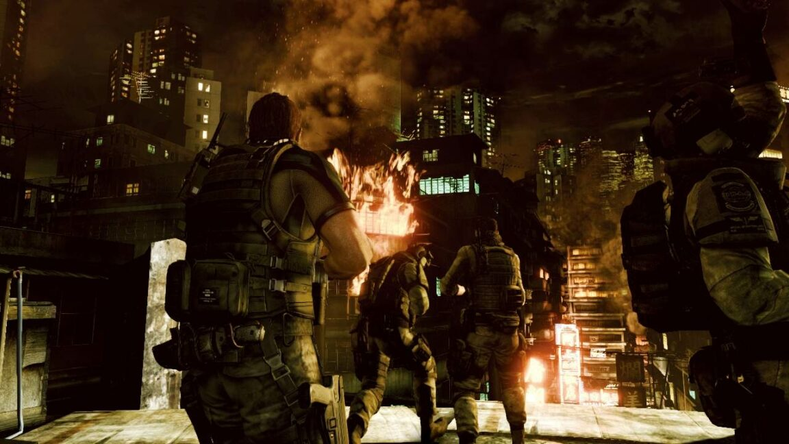 Is Resident Evil 6 worth?