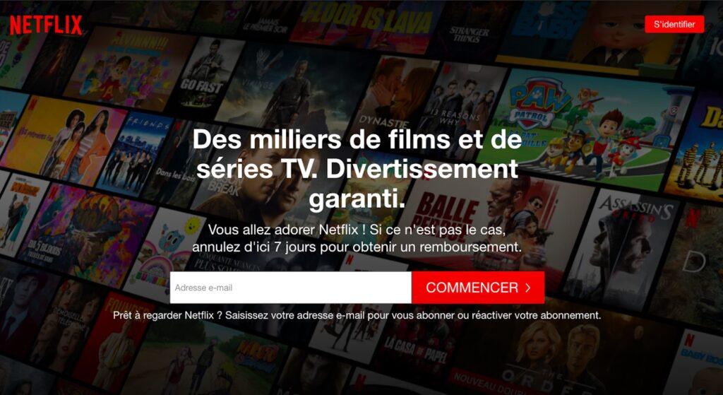 Pourquoi Netflix ne marche pas sur ma PS4 ?