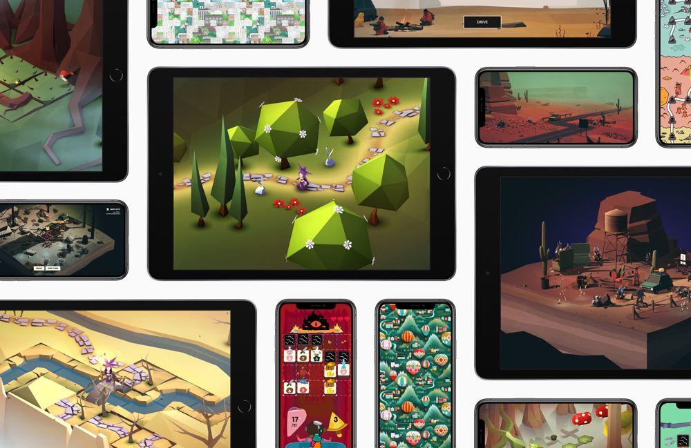 Quel iOS pour Apple Arcade ?